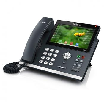 Yealink SIP-T48G -refurbished- IP Telefon HD Voice