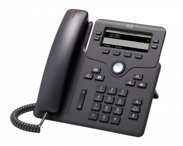 Cisco 6851 MPP VoIP Telefon
