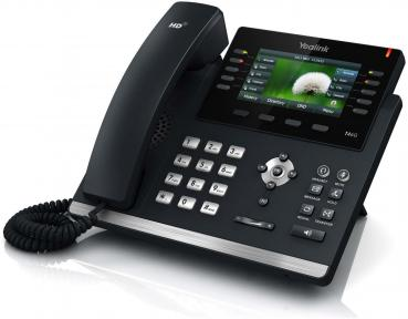 Yealink SIP-T46G -refurbished- IP Telefon HD Voice